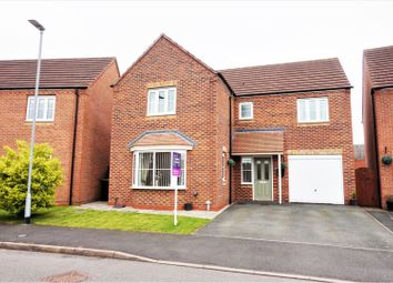 Thumbnail 4 bed detached house for sale in Blithfield Way Norton Heights, Stoke-On-Trent