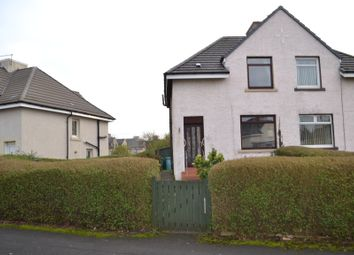 Thumbnail 2 bed semi-detached house for sale in Rowanden Avenue, Bellshill