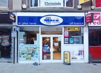 Thumbnail Retail premises for sale in 26 St Giles Street, Northampton
