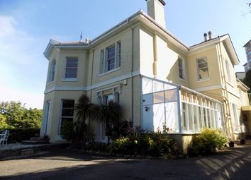 Thumbnail 3 bedroom flat for sale in Higher Erith Road, Torquay