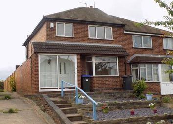 Thumbnail 3 bedroom semi-detached house for sale in Eastwood Road, Great Barr, Birmingham