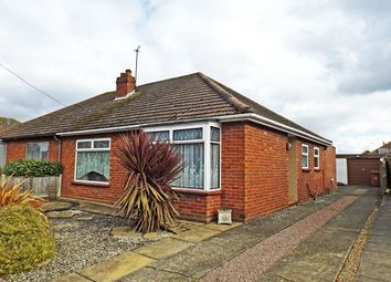 Thumbnail 2 bed bungalow for sale in Cannerby Lane, Sprowston, Norwich