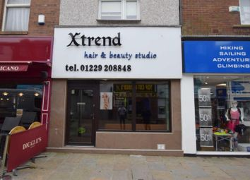 Thumbnail Commercial property for sale in Dalton Road, Barrow-In-Furness