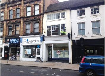 Retail premises to let in Queen Street, Wolverhampton WV1