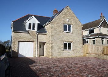 Thumbnail 4 bed detached house for sale in Harmans Cross, Swanage