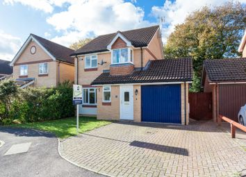 Thumbnail 3 bed detached house for sale in Winnet Way, Southwater, Horsham