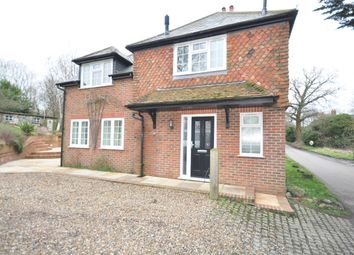 Thumbnail 4 bed cottage to rent in Lenham Heath Road, Lenham Heath, Maidstone