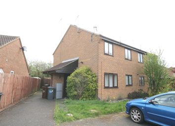 Thumbnail 1 bed terraced house to rent in Oakgrove Place, East Hunsbury, Northampton
