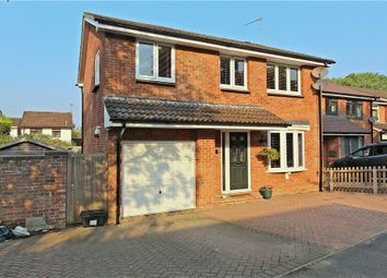 Thumbnail 4 bed detached house for sale in Ringwood, Hampshire