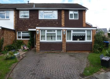 Thumbnail 5 bed end terrace house for sale in Jennery Lane, Burnham, Slough