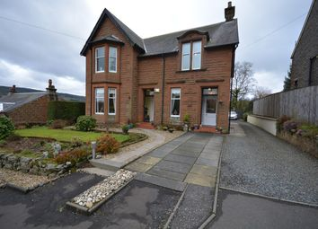 Thumbnail 3 bed flat for sale in Burn Road, Darvel