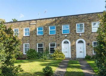 Thumbnail 3 bedroom terraced house for sale in Culverden Terrace, Oatlands Drive, Weybridge, Surrey