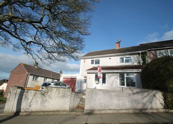 Thumbnail 2 bedroom semi-detached house for sale in Budshead Road, Crownhill, Plymouth