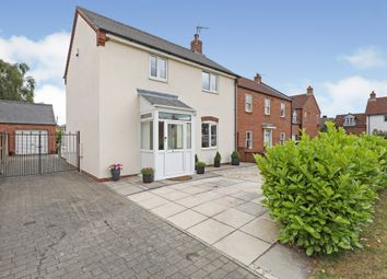 3 bed detached house for sale in Heynings Close, Knaith Park, Gainsborough DN21