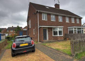 Thumbnail 4 bed semi-detached house for sale in The Coppice, Narborough, Leicester