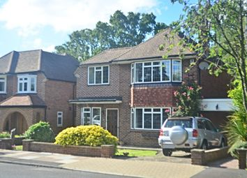 Thumbnail 4 bedroom detached house for sale in Princes Avenue, Petts Wood, Orpington