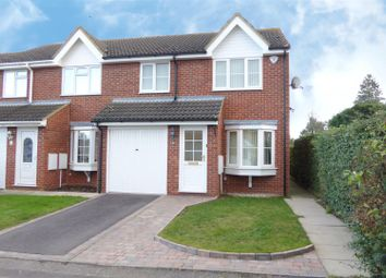 Thumbnail 3 bed end terrace house for sale in Elgar Drive, Shefford