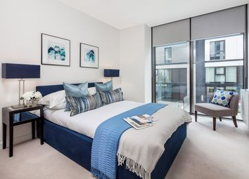 Thumbnail 2 bedroom flat for sale in The Lighterman, Reminder Lane, Greenwich, London