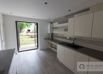 Thumbnail 2 bedroom terraced house for sale in Hall Lane, Oulton, Lowestoft