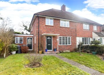 Thumbnail 3 bed semi-detached house for sale in Croft Road, Witley, Godalming, Surrey