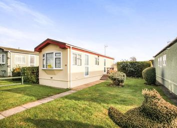 Thumbnail 1 bed mobile/park home for sale in Poplar Farm, Mobile Home Park, Castle Hill Road, Totternhoe
