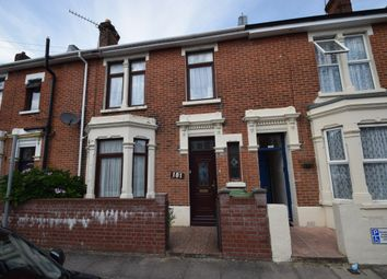 Thumbnail 1 bed flat to rent in Telephone Road, Southsea