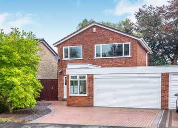 4 bed detached house for sale in Beauchamp Road, Solihull B91