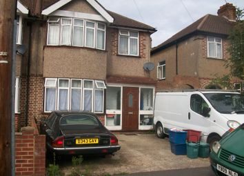 Thumbnail 3 bed semi-detached house for sale in Willow Gardens, Hounslow