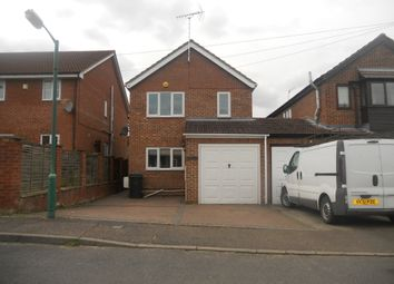Thumbnail 3 bed detached house to rent in Woodlands Road, Norwich