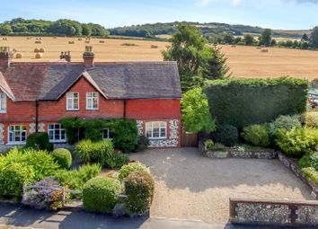 Thumbnail 4 bedroom semi-detached house for sale in Findon Road, Findon, Worthing, West Sussex