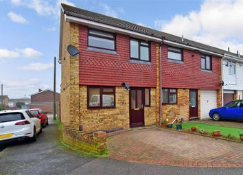 2 bed end terrace house for sale in Chipstead Road, Parkwood, Gillingham, Kent ME8