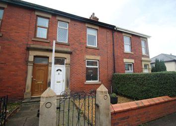 Thumbnail 3 bed terraced house for sale in Higher Walton Road, Higher Walton, Preston