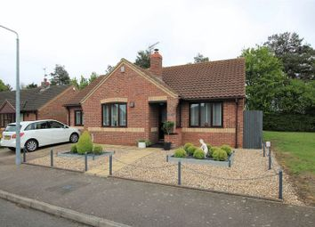 Thumbnail 2 bed bungalow for sale in Blackthorn Avenue, Holt, Norfolk