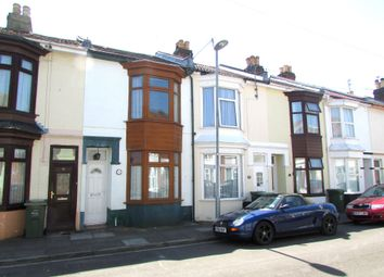 Thumbnail 2 bed terraced house to rent in Power Road, Portsmouth, Hampshire