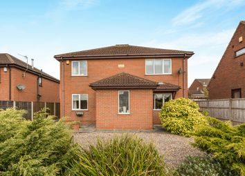 Thumbnail 4 bed detached house for sale in Woodhouse Road, Kilburn, Belper
