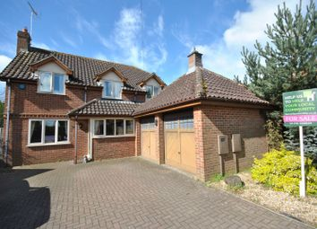 Thumbnail 4 bed property to rent in High Street North, Stewkley, Leighton Buzzard