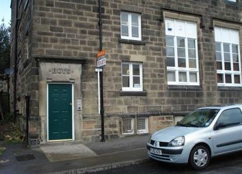 Thumbnail 1 bed flat to rent in The Butts, Belper