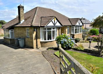 Thumbnail 3 bed detached bungalow for sale in Thornhill Road, Lindley, Huddersfield