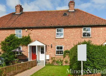 Thumbnail 3 bed terraced house for sale in Marsh Road, Tunstall, Norwich