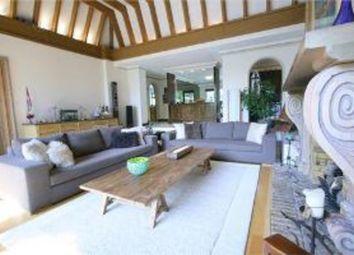 Thumbnail 4 bed detached bungalow to rent in Manor Hall Avenue, London