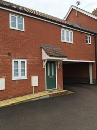 Thumbnail 1 bedroom flat to rent in Spearmint Way, Red Lodge, Bury St. Edmunds
