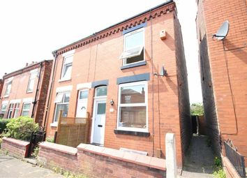 Thumbnail 2 bedroom semi-detached house to rent in Calcutta Road, Stockport, Cheshire