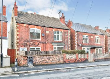Thumbnail 3 bed end terrace house for sale in Newman Road, Sheffield