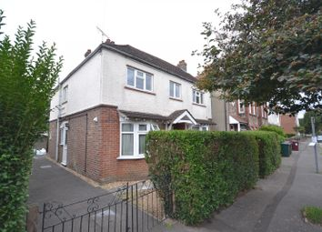Thumbnail 2 bedroom flat for sale in Kings Avenue, Chichester