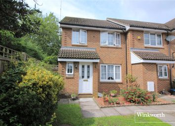 Thumbnail 3 bed end terrace house for sale in Dunster Court, Borehamwood, Hertfordshire