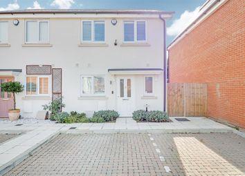 Highwell Gardens, Hawkwell, Hockley SS5. 2 bed semi-detached house