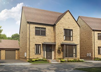 "Thumbnail 4 bed detached house for sale in ""Rushkin"" at The Green, Upper Lodge Way, Coulsdon"