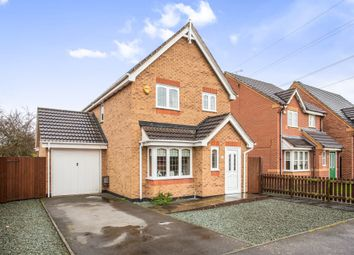 Thumbnail 3 bed detached house for sale in Glenmore Drive, Stenson Fields, Derby