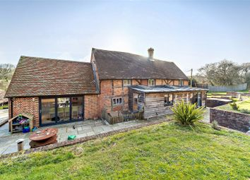 Wolverton, Tadley, Hampshire RG26. 3 bed detached house for sale