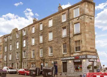 Thumbnail 1 bed flat for sale in Gibson Terrace, Edinburgh